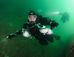technical sidemount