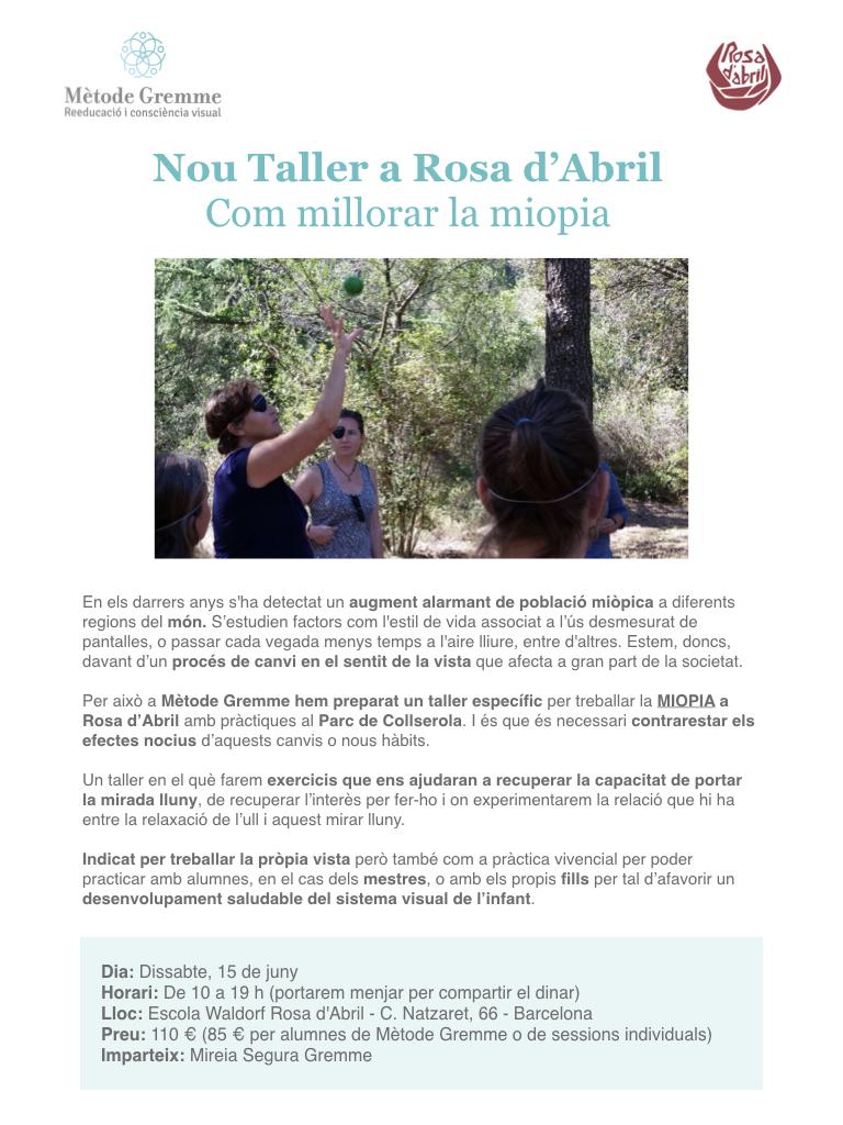 Cartell Rosa dAbril_Taller miopia jpg001jpeg