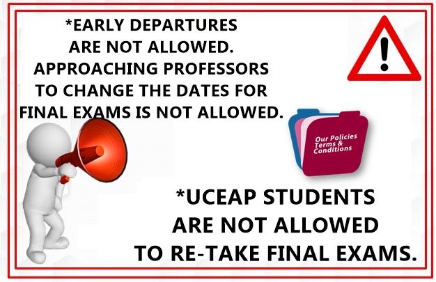 Ucm Academic Calendar.Fall Program
