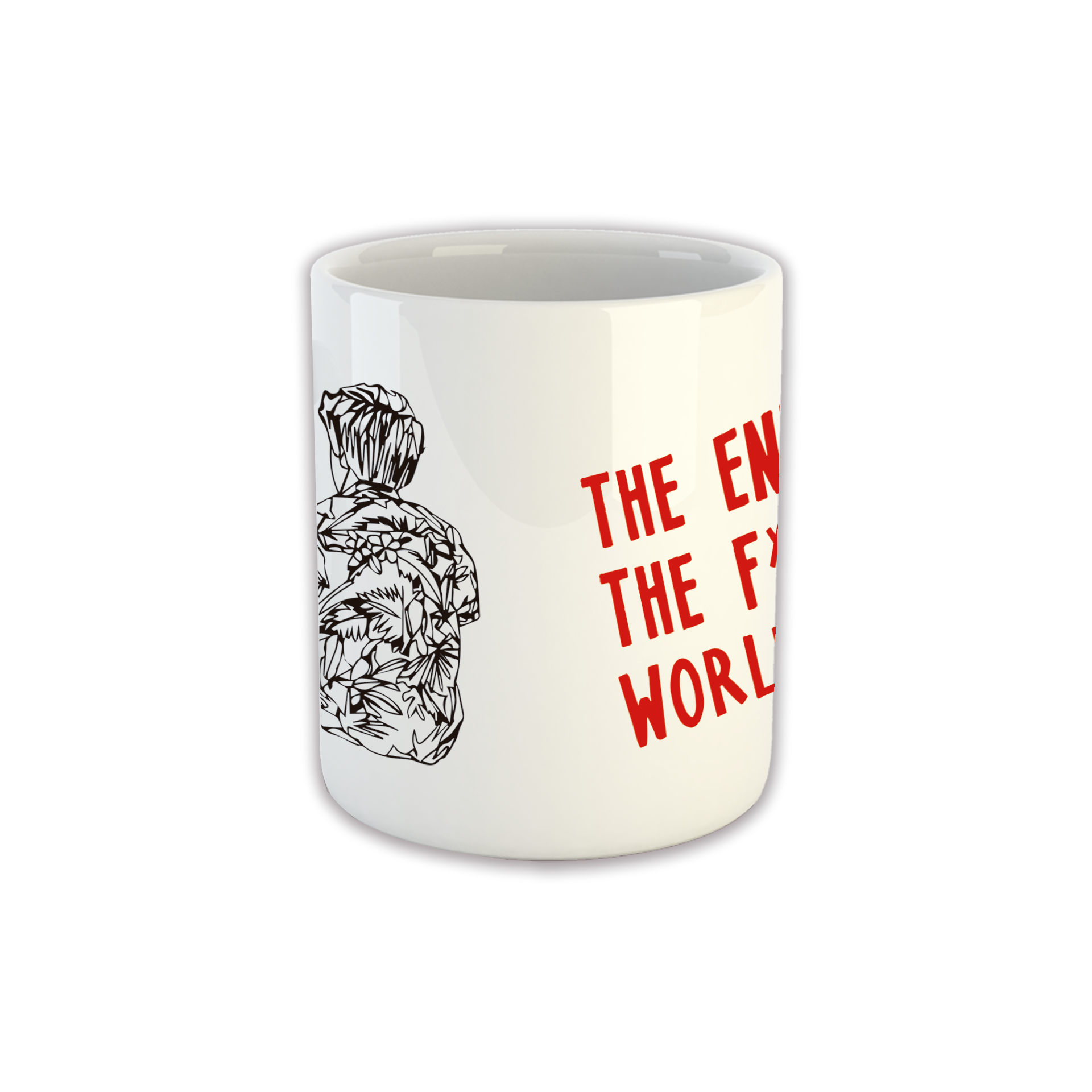 Taza The End Of The F***ing World