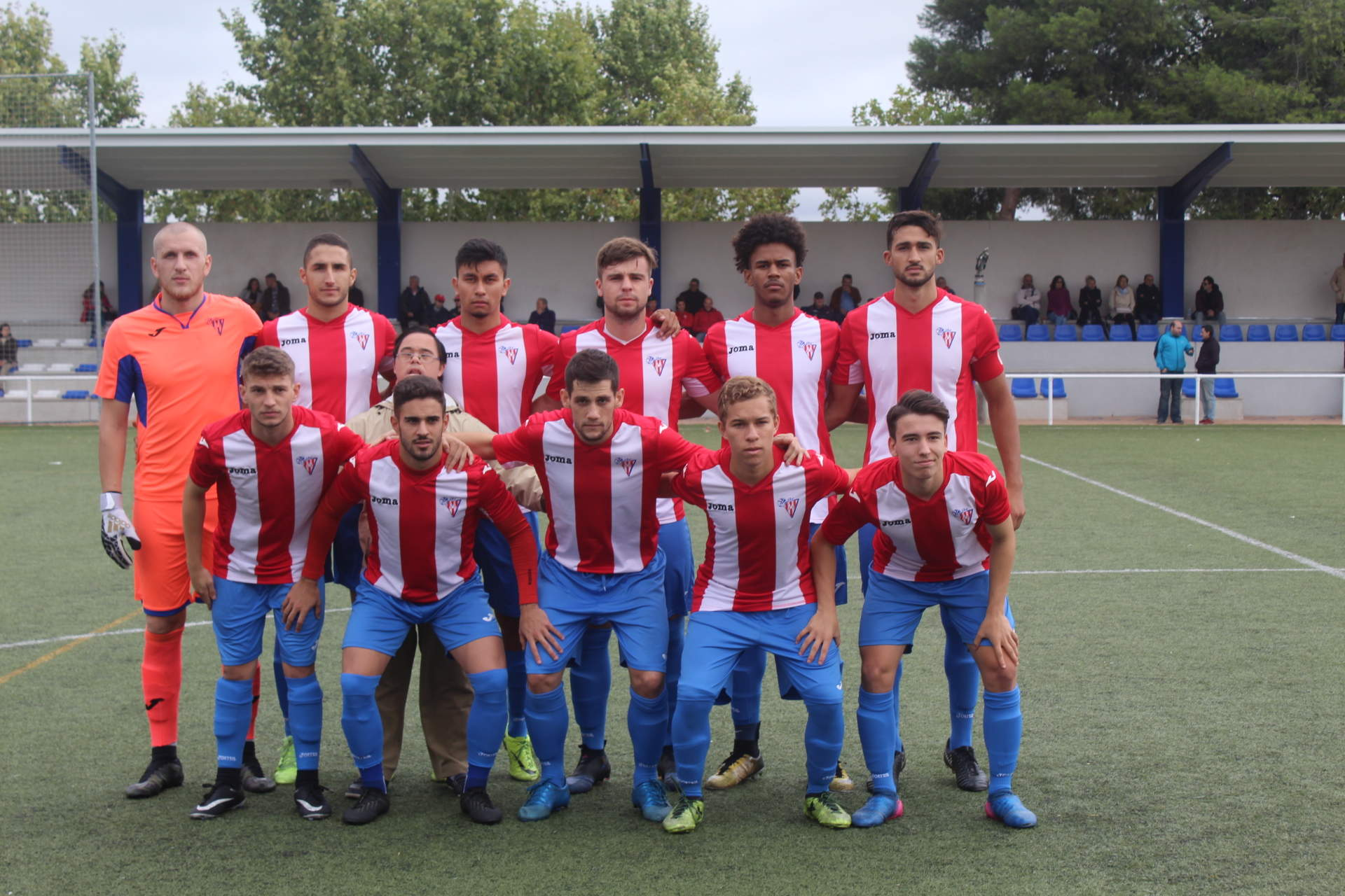 CDC MOSCARDÓ, 0 – REAL ARANJUEZ CF, 1.
