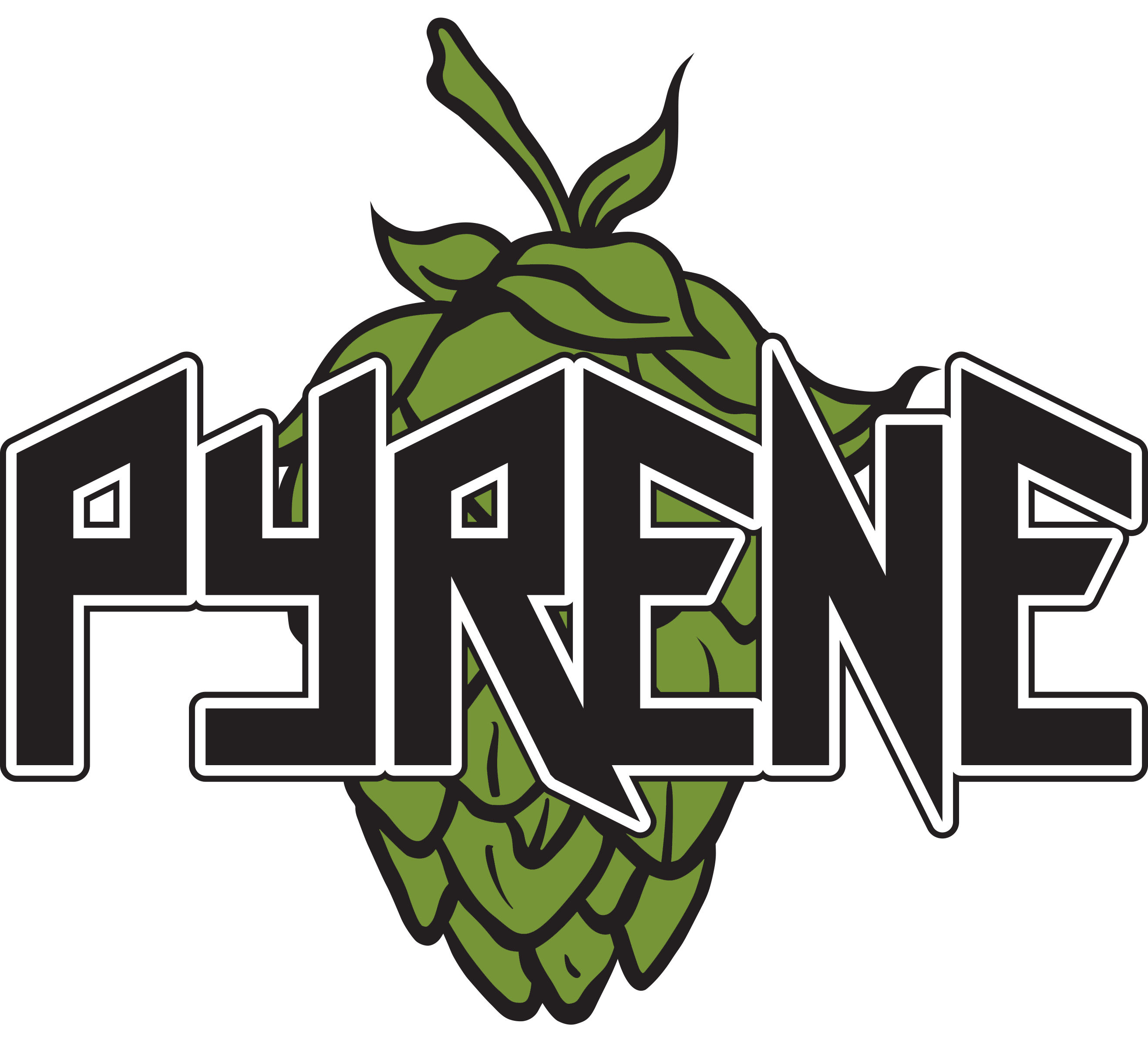 Pyrene Craft Beer