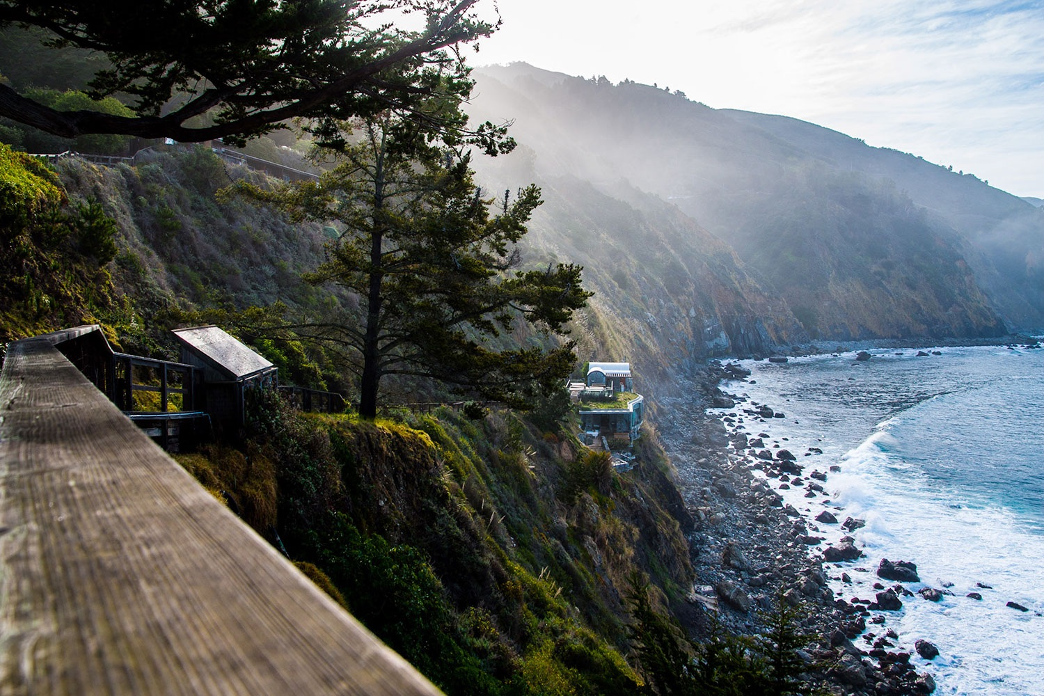 Esalen Institute Big Sur, California