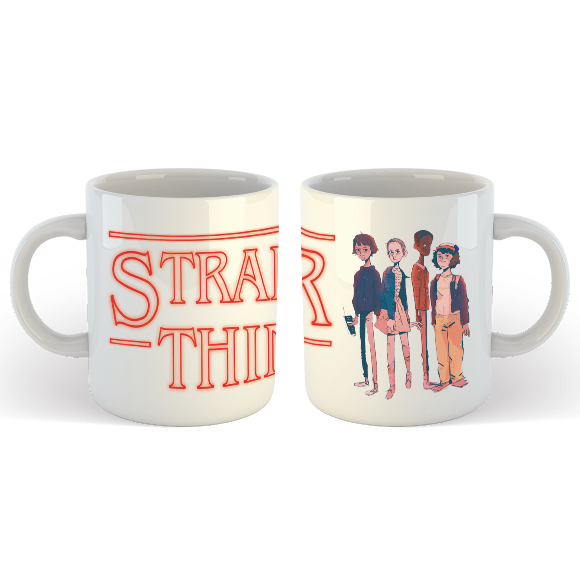 Taza Stranger Things